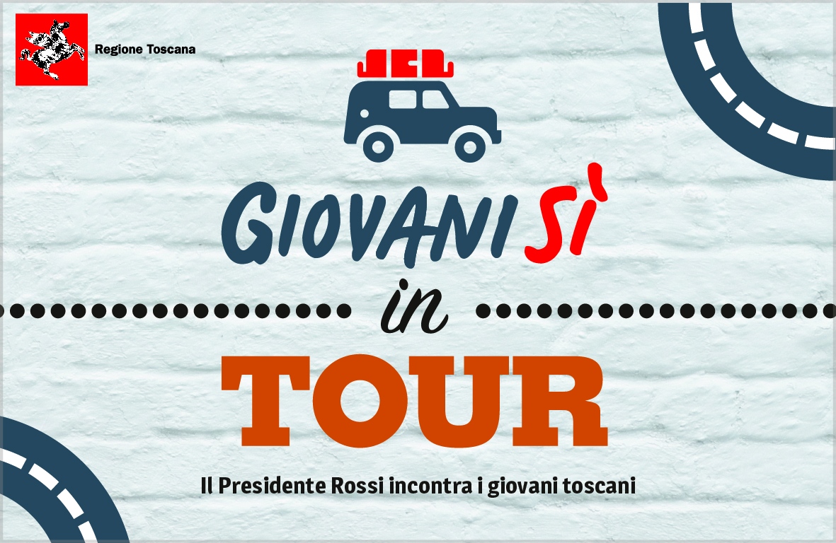 Giovanisì - #Giovanisìtour, mercoledì 3 ottobre fa tappa ad Arcidosso (Gr) - Toscana Formazione